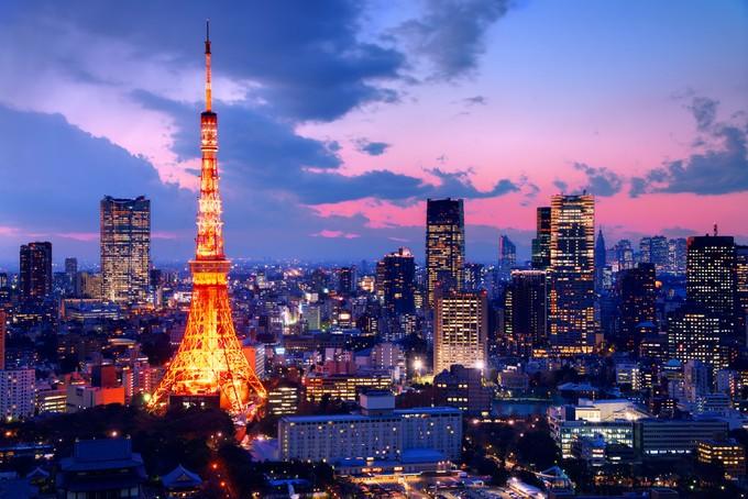 東京は刺激的な街!